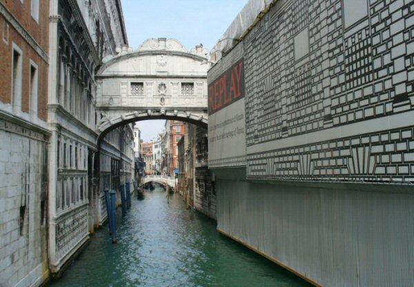 Pont des Soupirs en 2006